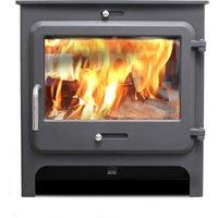 Ekol Clarity Vision 5kW Eco Design Ready Wood Burning Stove