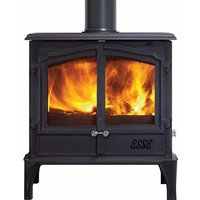 Esse 200XK Double Door Wood Burning   Multi Fuel DEFRA Approved Stove