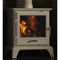 Gallery Classic Warm White Ecodesign Multifuel Stove