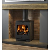 Helios 8 Cleanburn Defra Approved Multi fuel Stove