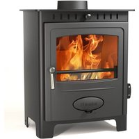 Hamlet Solution 7 Wood Burning   Multi Fuel Stove