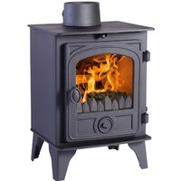 Hunter Hawk 4 Defra Approved Multi Fuel Stove