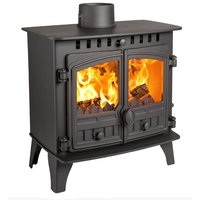 Hunter Herald 5 Slimline DEFRA Approved Multi Fuel Stove