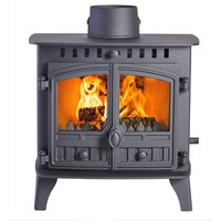 Hunter Herald 6 DEFRA Approved Multi Fuel Stove