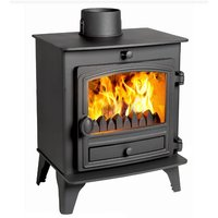 Hunter Herald 5 Compact DEFRA Approved Multi Fuel Stove