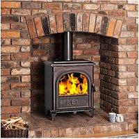 Hi Flame Alpha III Wood Burning and Multifuel Stove