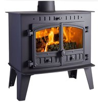 Hunter Herald Inglenook High Output Wood Burning Stove