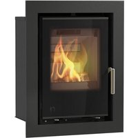Arada i400 Inset Wood Burning   Multi Fuel Defra Approved Stove