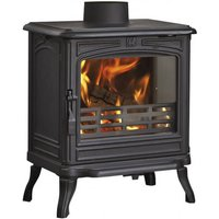 Franco Belge Montfort Elegance Wood Burning   Multi Fuel Stove