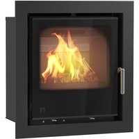 Arada i500 Inset Multi Fuel   Wood Burning Defra Approved Stove