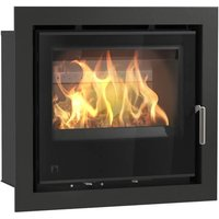 Arada i600 Inset Wood Burning   Multi Fuel Defra Approved Stove