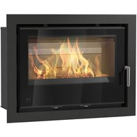 Arada i750 Inset Multi Fuel   Wood Burning Defra Approved Stove