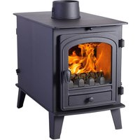 Parkray Consort 4 Double Sided Double Depth Multifuel Stove