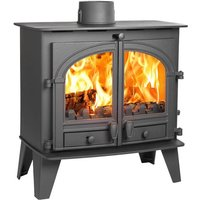Parkray Consort 9 Slimline Defra Approved Multi Fuel Stove
