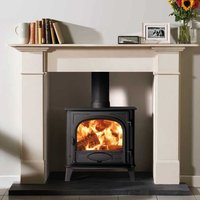 Stovax Stockton 5W Wide Wood Burning Stove