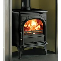 Special Offer   Stovax Huntingdon 25 Multi Fuel Stove   Clear Door