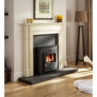 Stratford EB 16i HE Inset Multifuel Boiler Stove