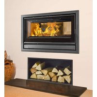 Opus Tempo 100i Double Sided Inset Stove
