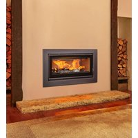 Opus Tempo 100i Inset Wood Burning Stove