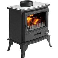 Tiger Cleanburn Defra Approved Wood Burning   Multi Fuel Stove