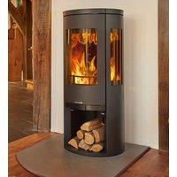 Opus Trio 5kW Ecodesign Ready Wood Burning Stove