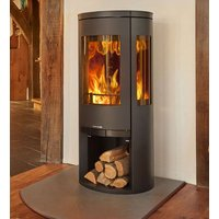 Opus Trio 5kW Ecodesign Wood Burning Defra Stove