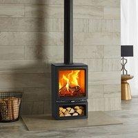 Stovax Vogue Medium Slimline Ecodesign Wood Burning Stove
