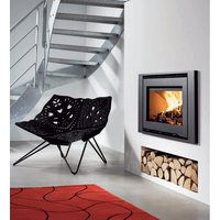 Westfire Uniq 32 DEFRA Approved Wide Frame Inset Stove