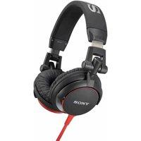 MDR-V55 RED DJ OVER-EAR HEADPHONES - Dj Gifts
