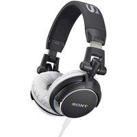 MDR-V55 WHITE DJ  HEADBAND HEADPHONES - Dj Gifts