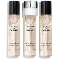 CHANEL BLEU DE CHANEL NACHFULLUNG EDT Twist and Spray 3x20 ml