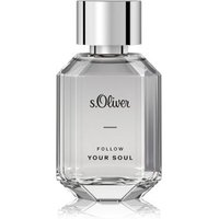 s.Oliver Follow Your Soul men EDT 30 ml