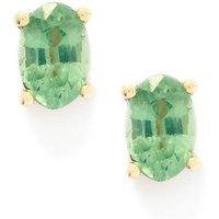 1.19ct Nuagaon Kyanite 9k Gold Earrings