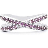 0.31ct Zambian Amethyst Sterling Silver Ring
