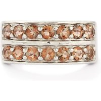 1.61ct Gouveia Andalusite Sterling Silver Ring