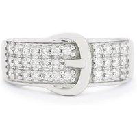 0.76ct Ratanakiri Zircon Sterling Silver Ring Atgw 0.76cts