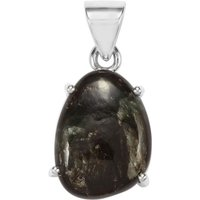 13ct Siberian Seraphinite Pendant In Sterling Silver 13cts