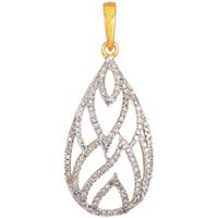 1/4ct Diamond Pendant In 9k Gold