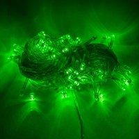 Guirnalda LED 100 Luces IP44 220V 10M Verde