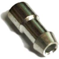 10x Bullet terminals connectors brass Crimp Solder 4.7mm Dia - 3.0 mm² wire