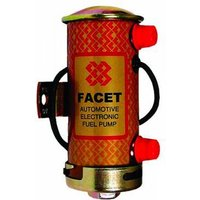 1x Facet 40051E Cylindrical Fuel Pump (IP051)