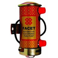1x Facet 40128E Cylindrical Fuel Pump (IP128)