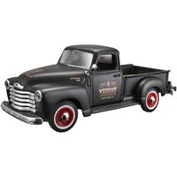 MAISTO CHEVROLET 3100 PICKUP 1950 1:24 Scale Model Toy DieCast Classic Car BLACK