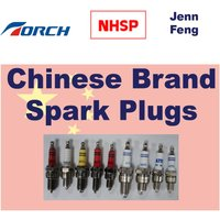 Chinese Brand Torch & NHSP LD Spark Plugs A6TC :- Replace With NGK C6HSA