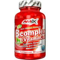 B-complex + vitamin c & e - 90 caps