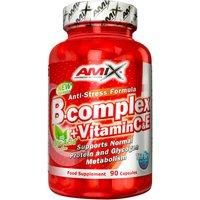 B-complex + vitamin c & e