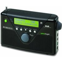 Roberts Radio unologic-Black