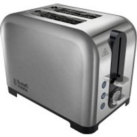 Buy Russell Hobbs 22390 2-Slice Polished-Steel Toaster - Hughes