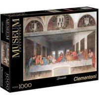 Clementoni Leonardo da Vinci - La última cena (1000 piezas)