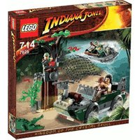 LEGO Indiana Jones River Chase (7625)